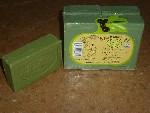 Натурален сапун от зехтин (зелен) 4х100g
